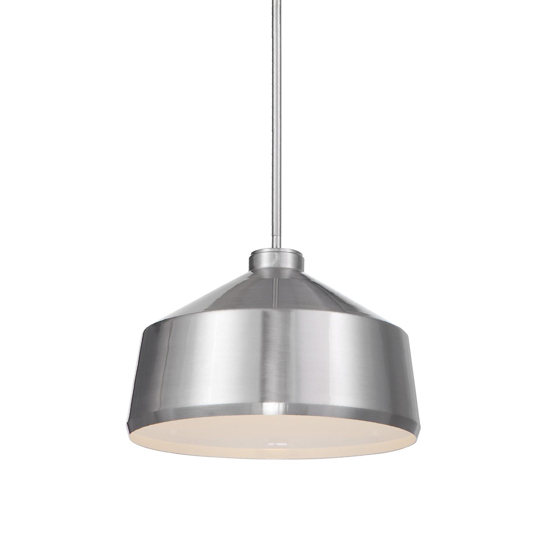 Uttermost Holgate 1 Light Pendant - Nickel
