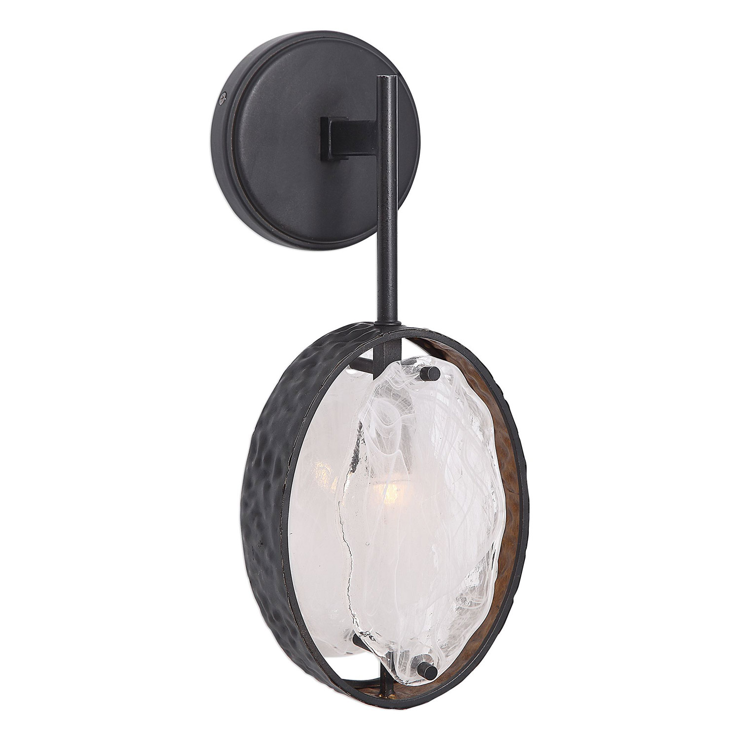 Uttermost Maxin Light Sconce - Dark Bronze