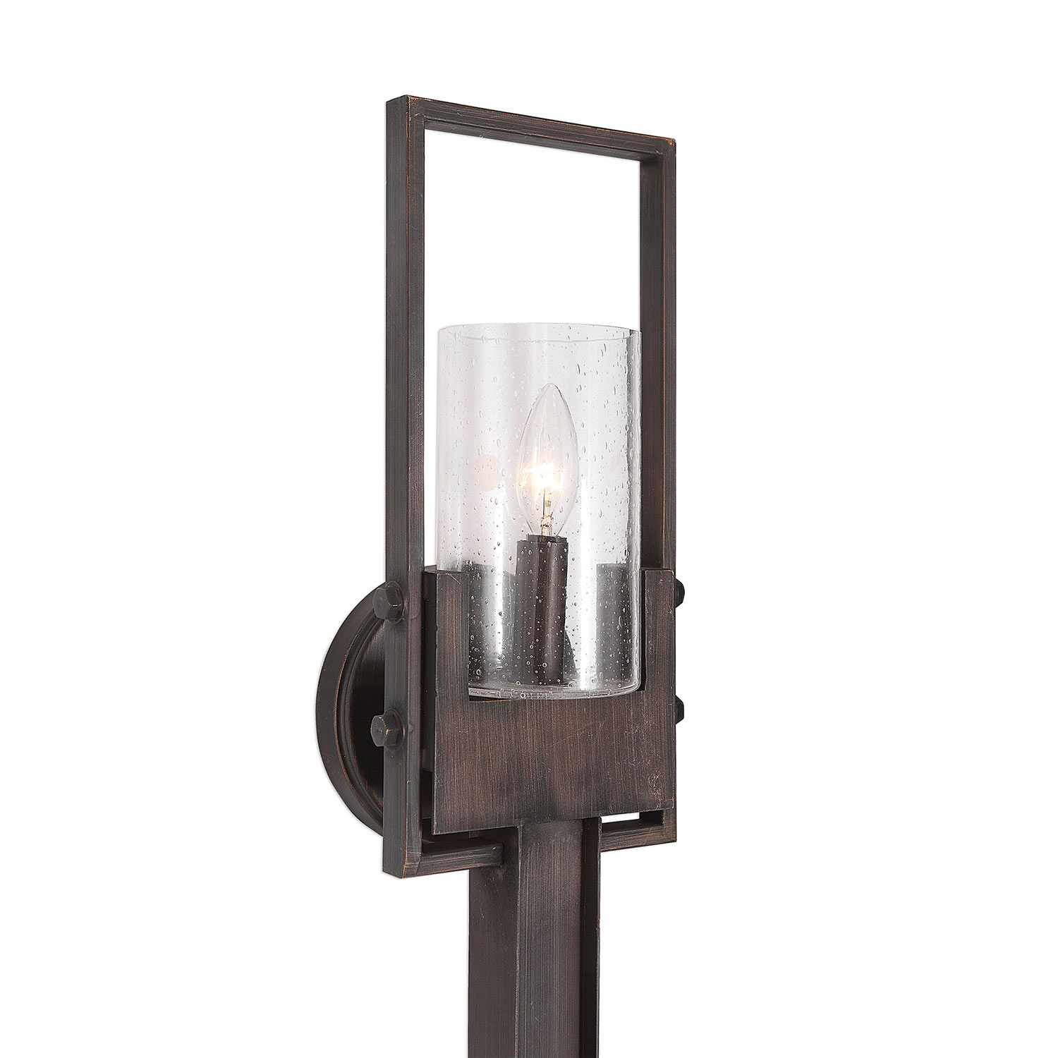 Uttermost Pinecroft Light Sconce - Rustic