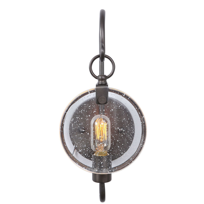 Uttermost Whitten 1 Light Sconce - Bronze