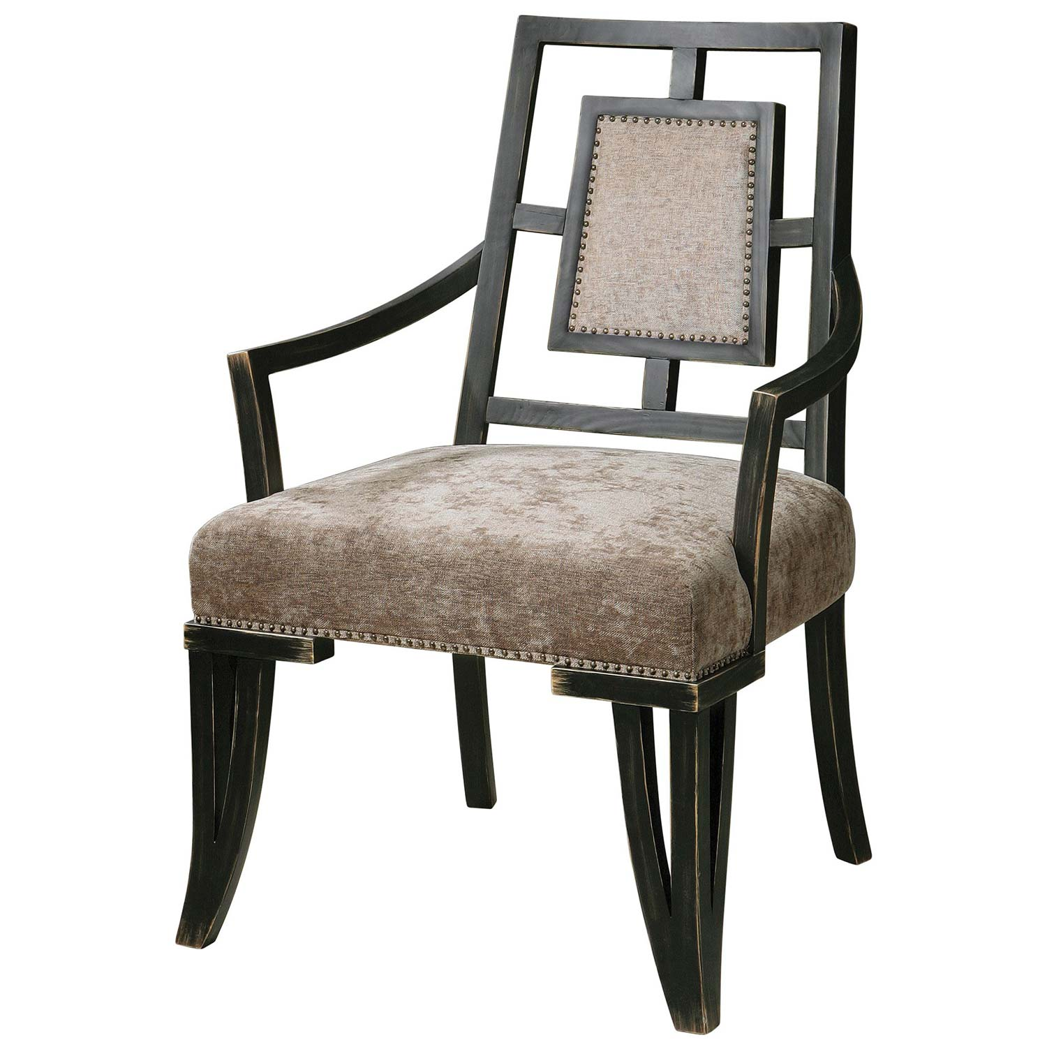Uttermost Alazne Accent Chair