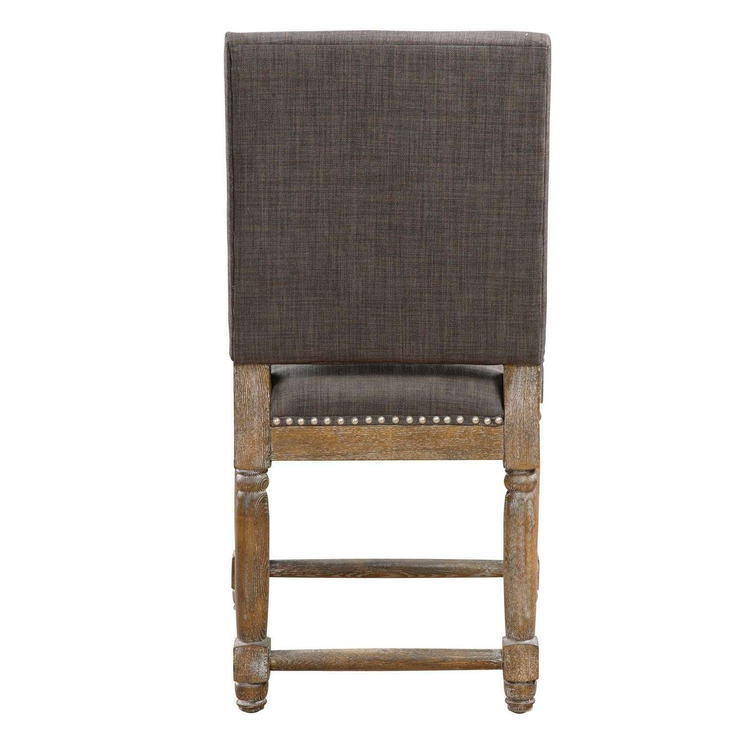 Uttermost Laurens Accent Chair - Gray