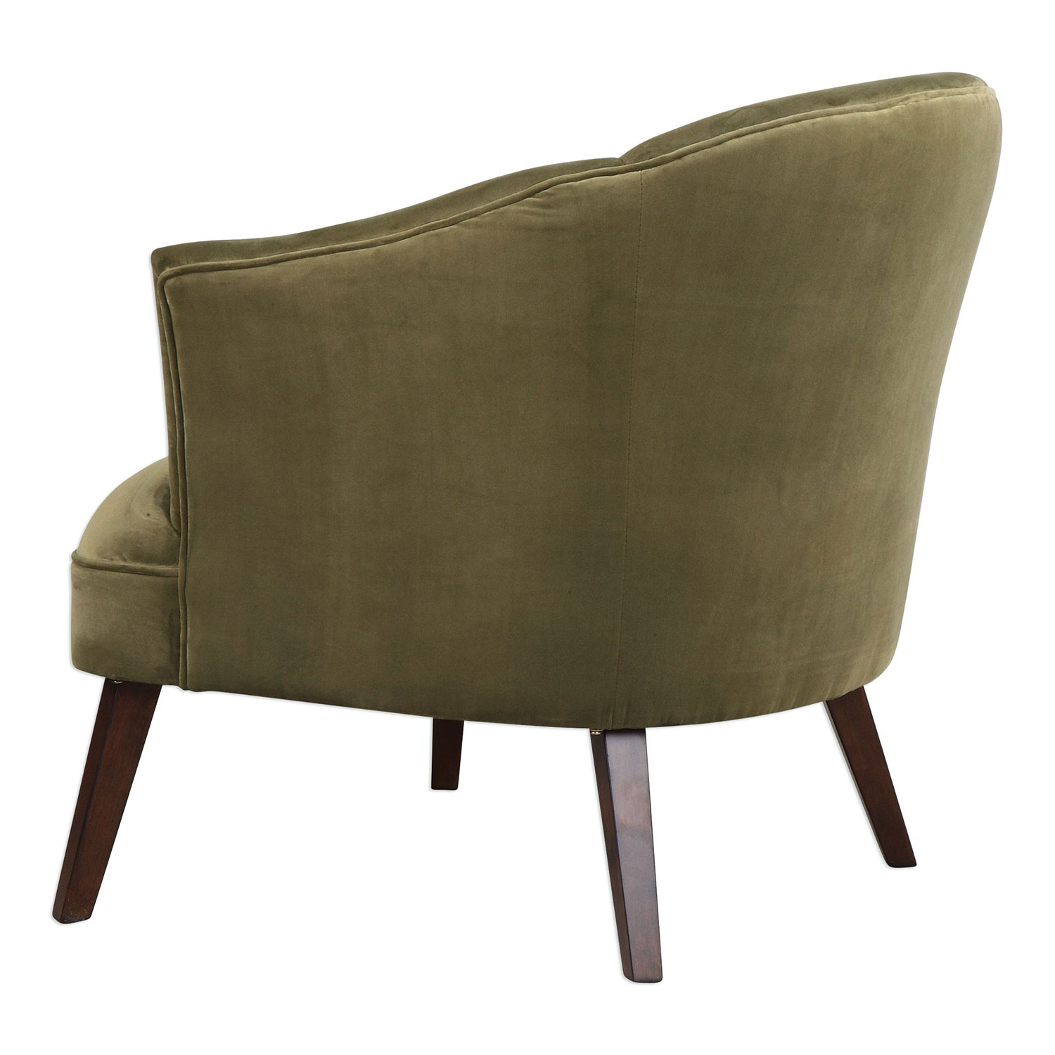 Uttermost Conroy Accent Chair - Olive