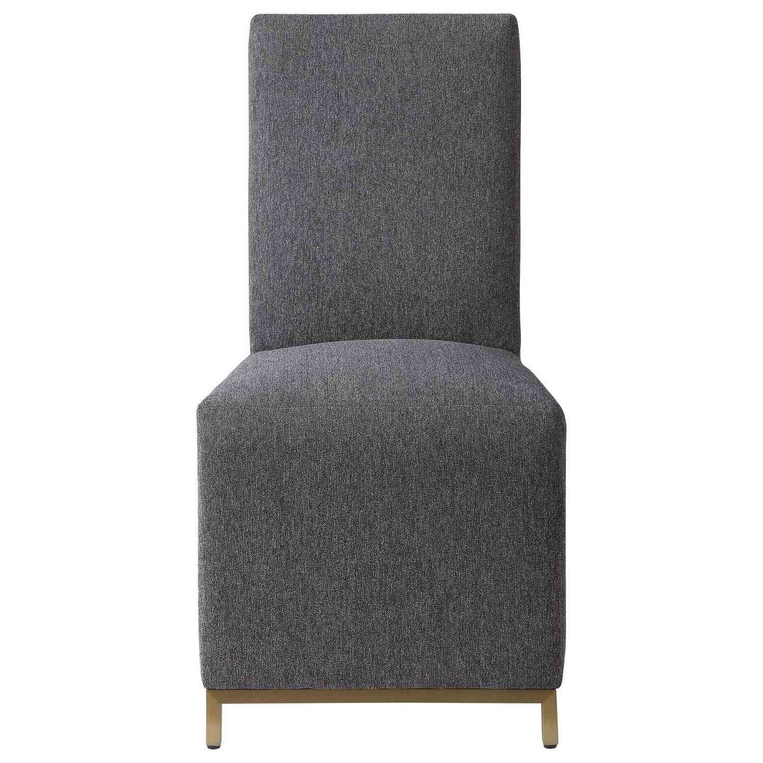 Uttermost Gerard Armless Chairs - Set of 2