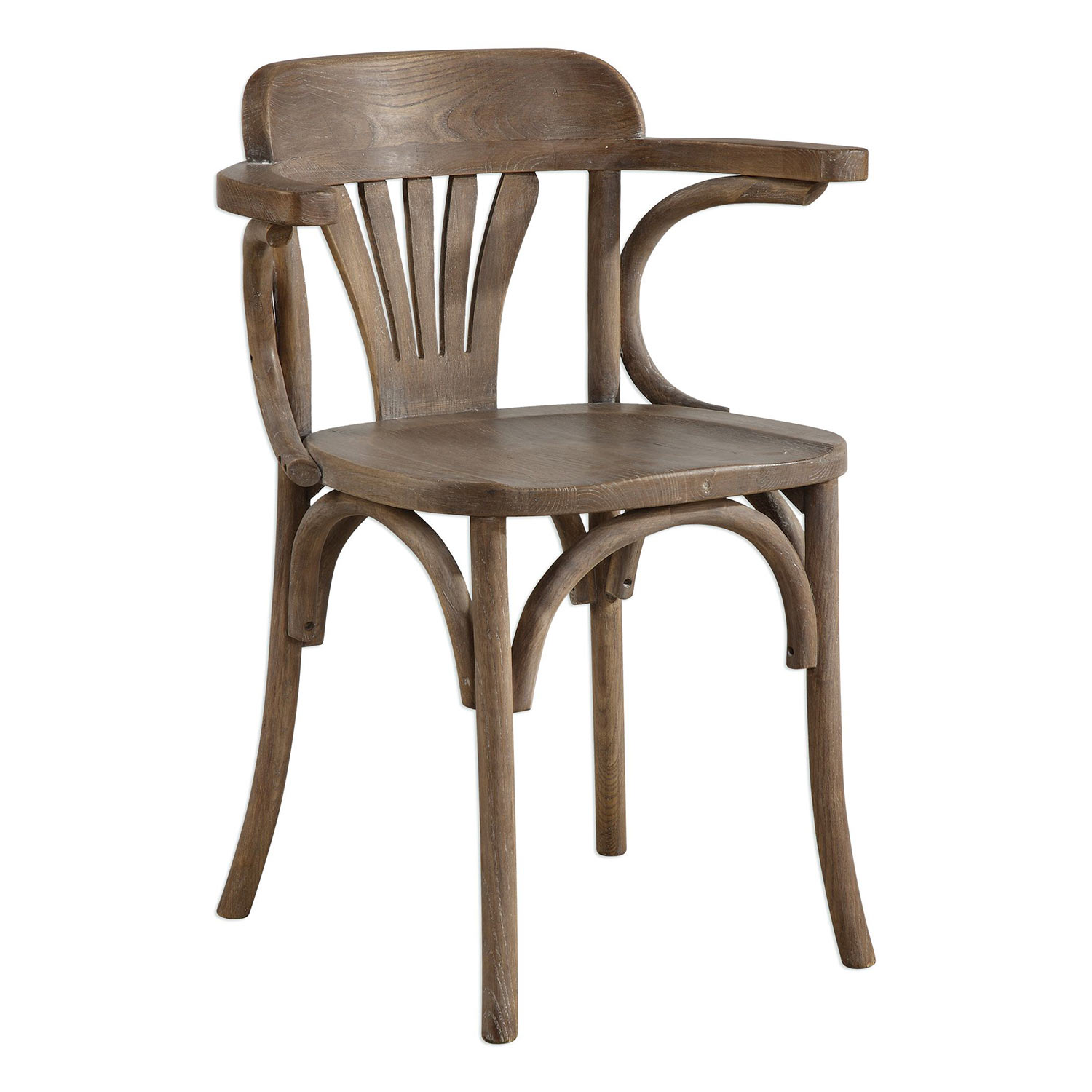 Uttermost Huck Accent Chair - Natural