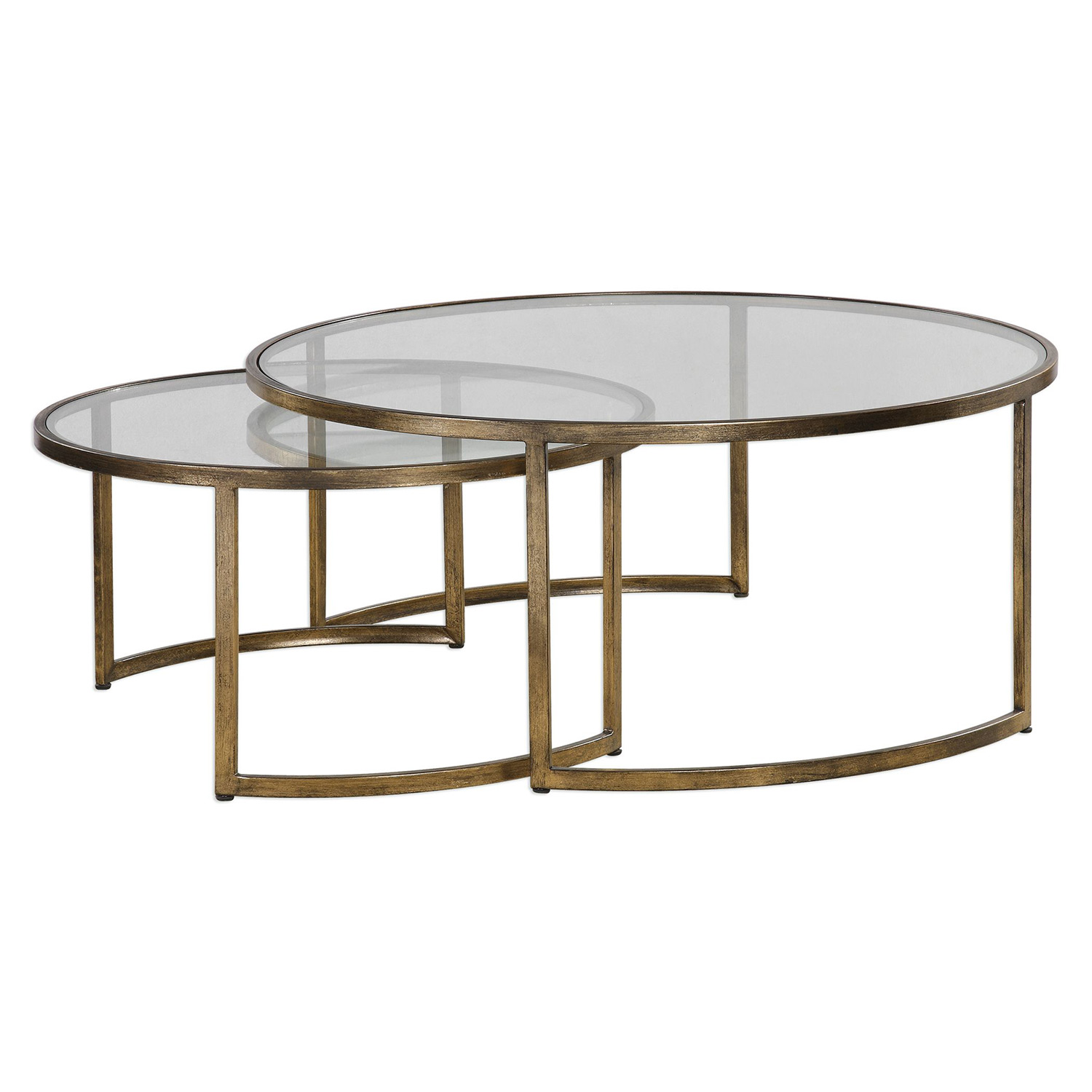 Uttermost Rhea Nested Coffee Tables - Set of 2