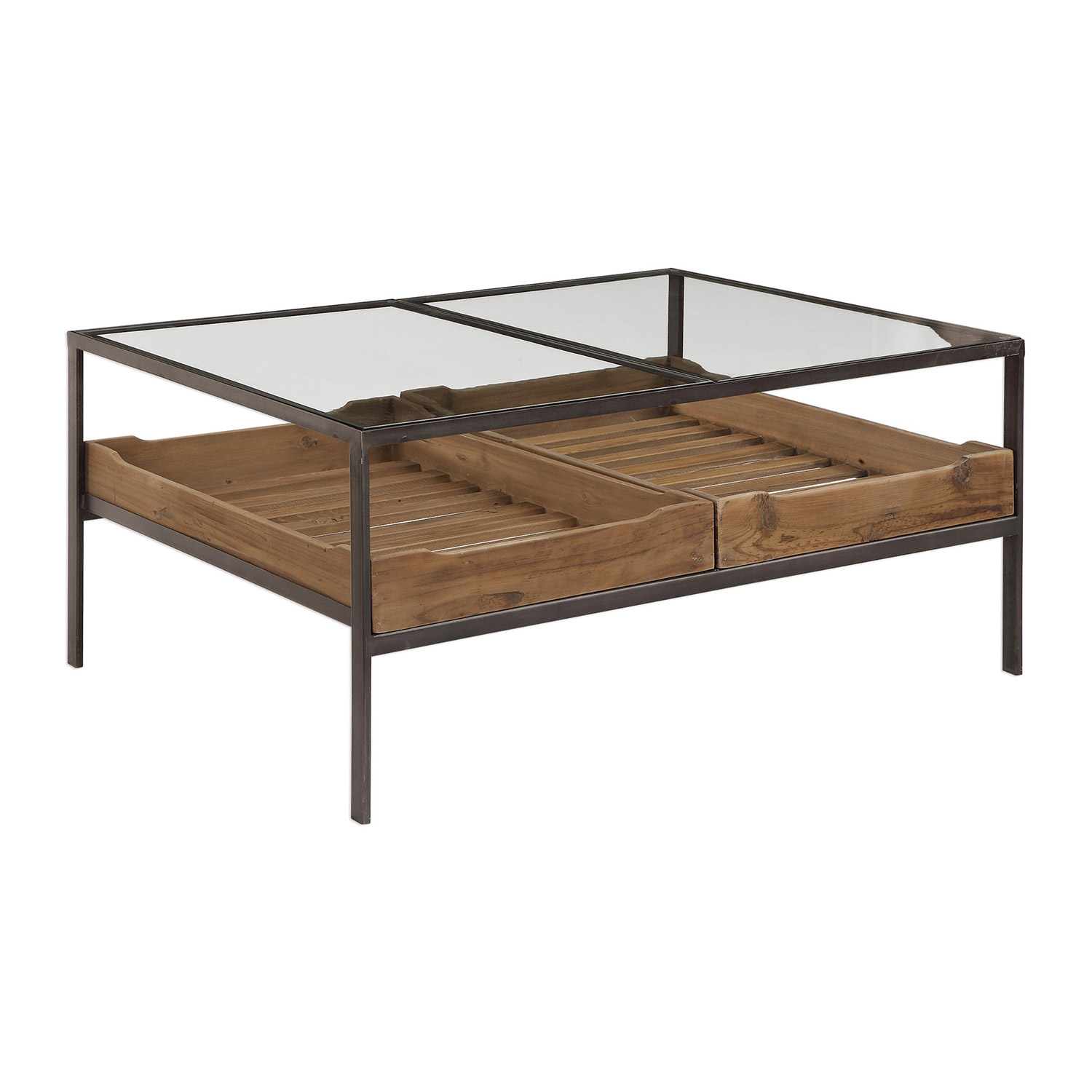 Uttermost Silas Coffee Table
