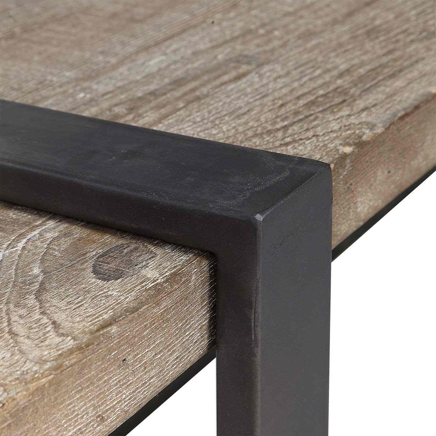 Uttermost Genero Weathered Coffee Table