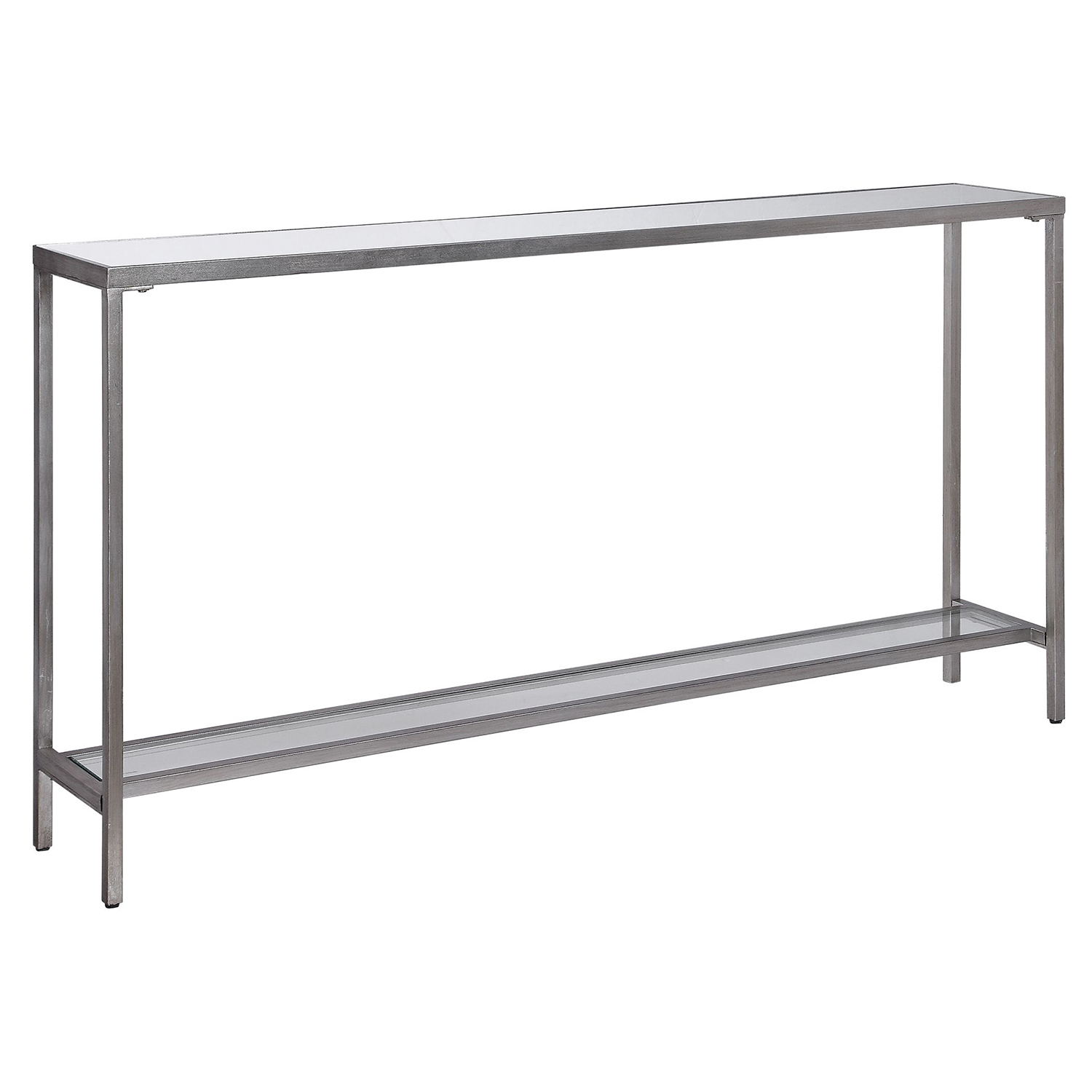 Uttermost Hayley Console Table - Silver