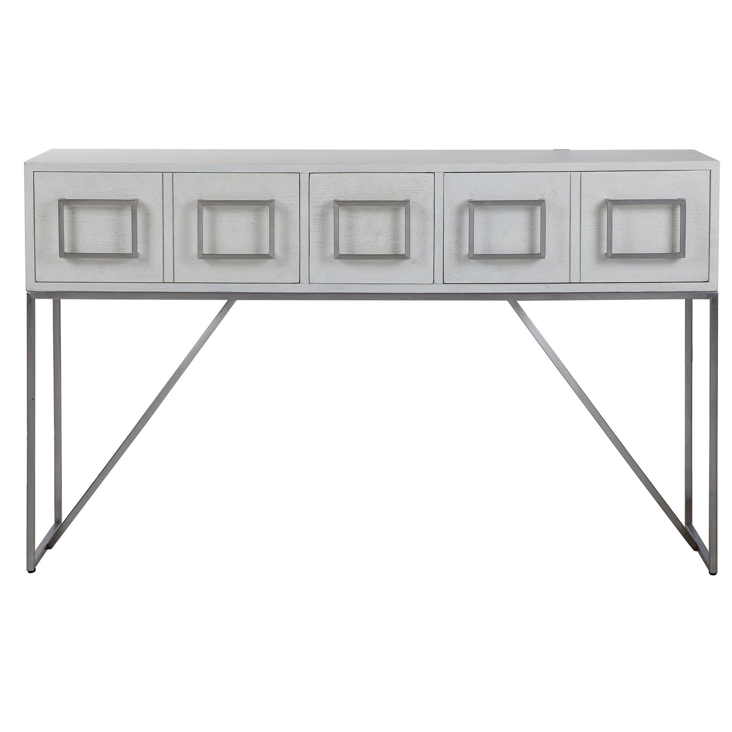 Uttermost Abaya Console Table - White