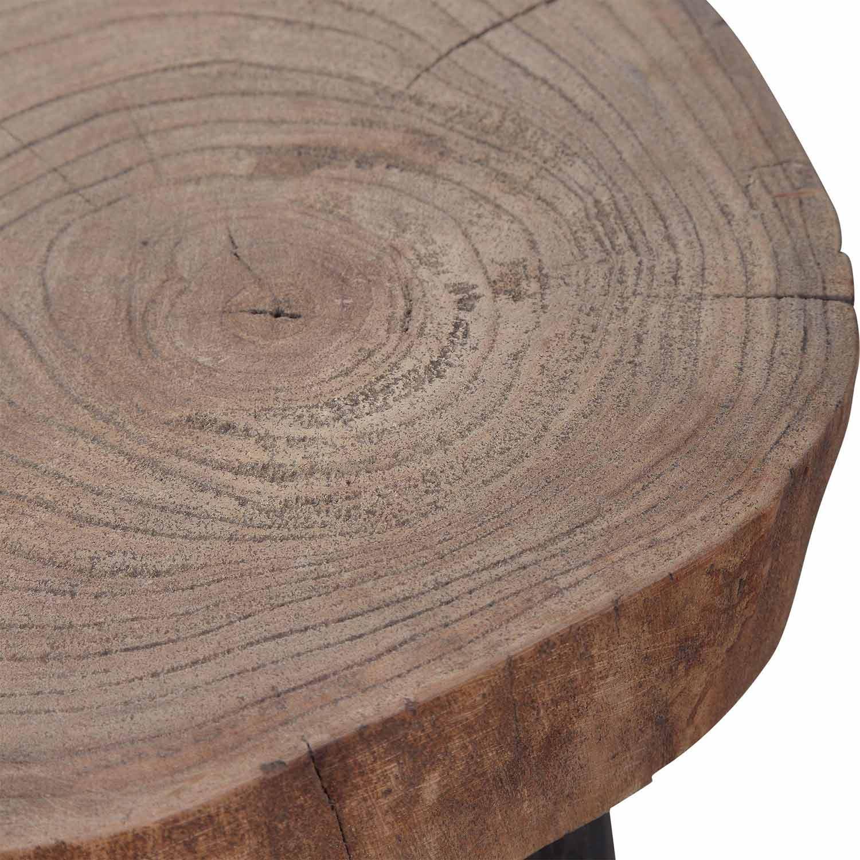 Uttermost Samba Wood Nesting Tables - Set of 2