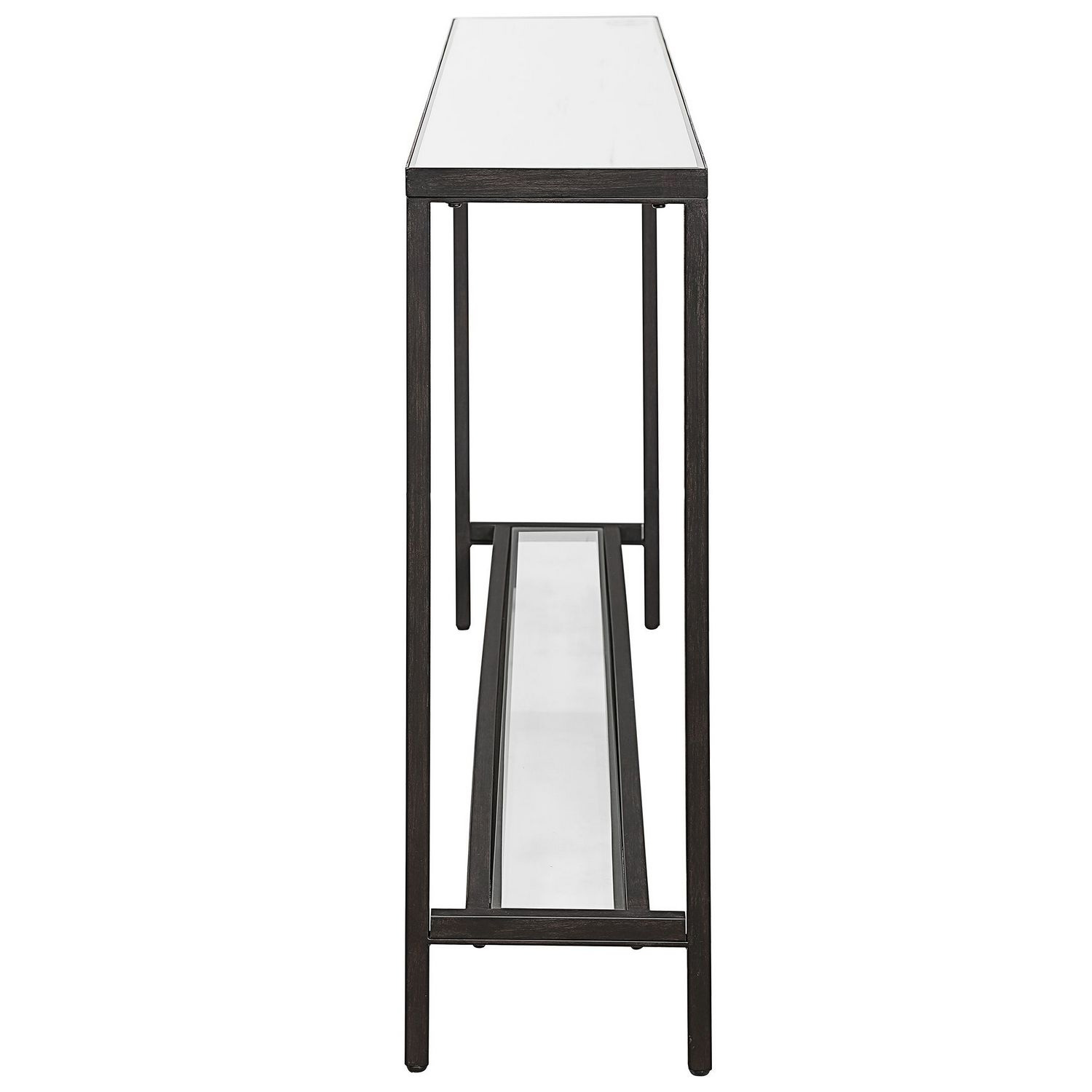Uttermost Hayley Console Table - Black
