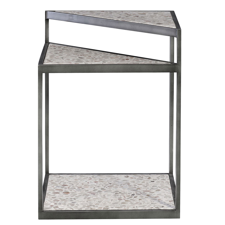 Uttermost Terra Modern Accent Table