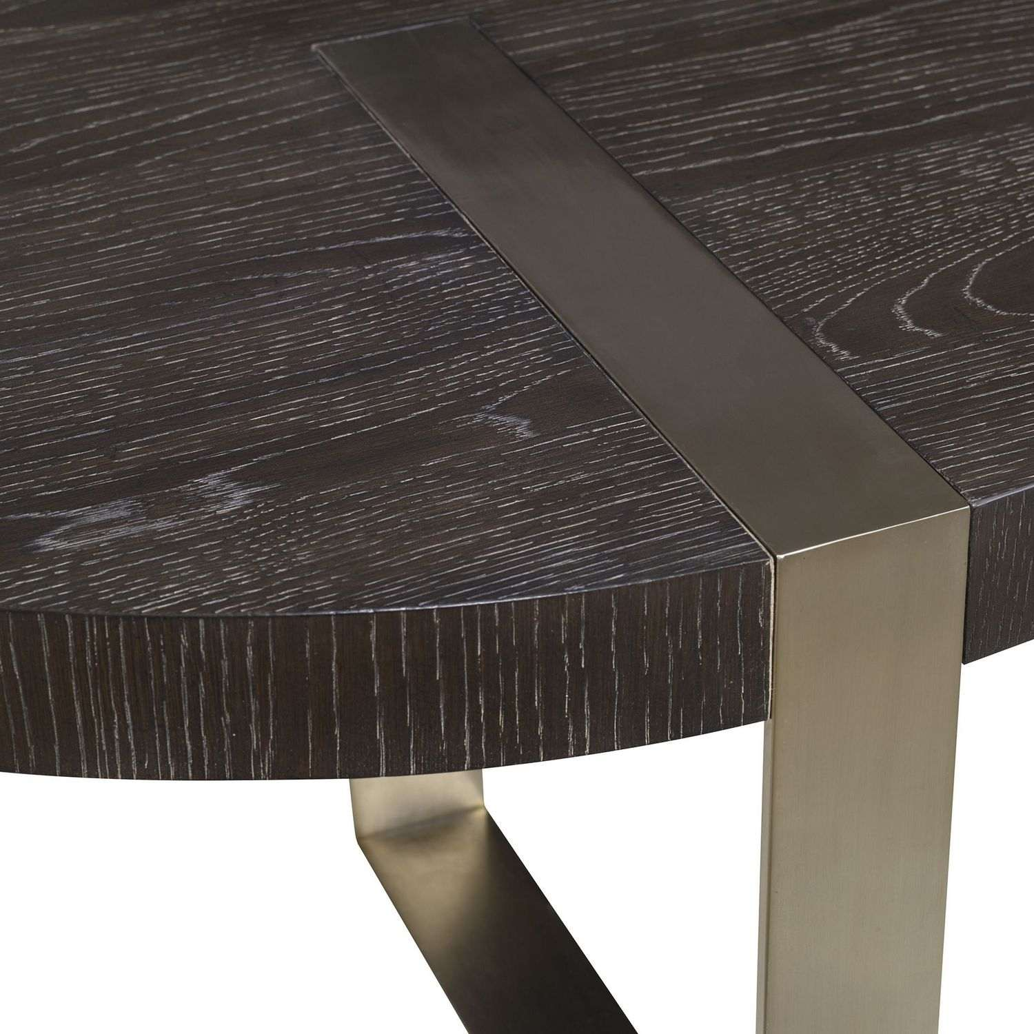 Uttermost Converge Round Coffee Table