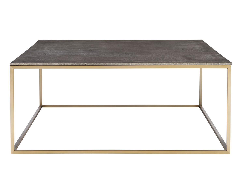 Uttermost Trebon Modern Coffee Table
