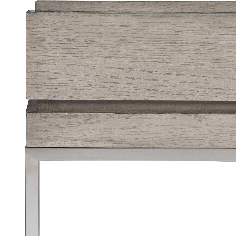 Uttermost Kamala Console Table - Gray Oak