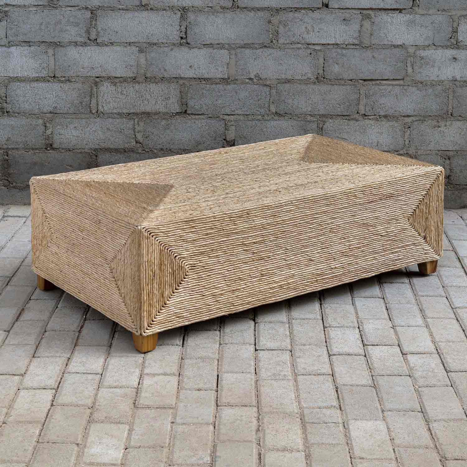 Uttermost Rora Woven Coffee Table