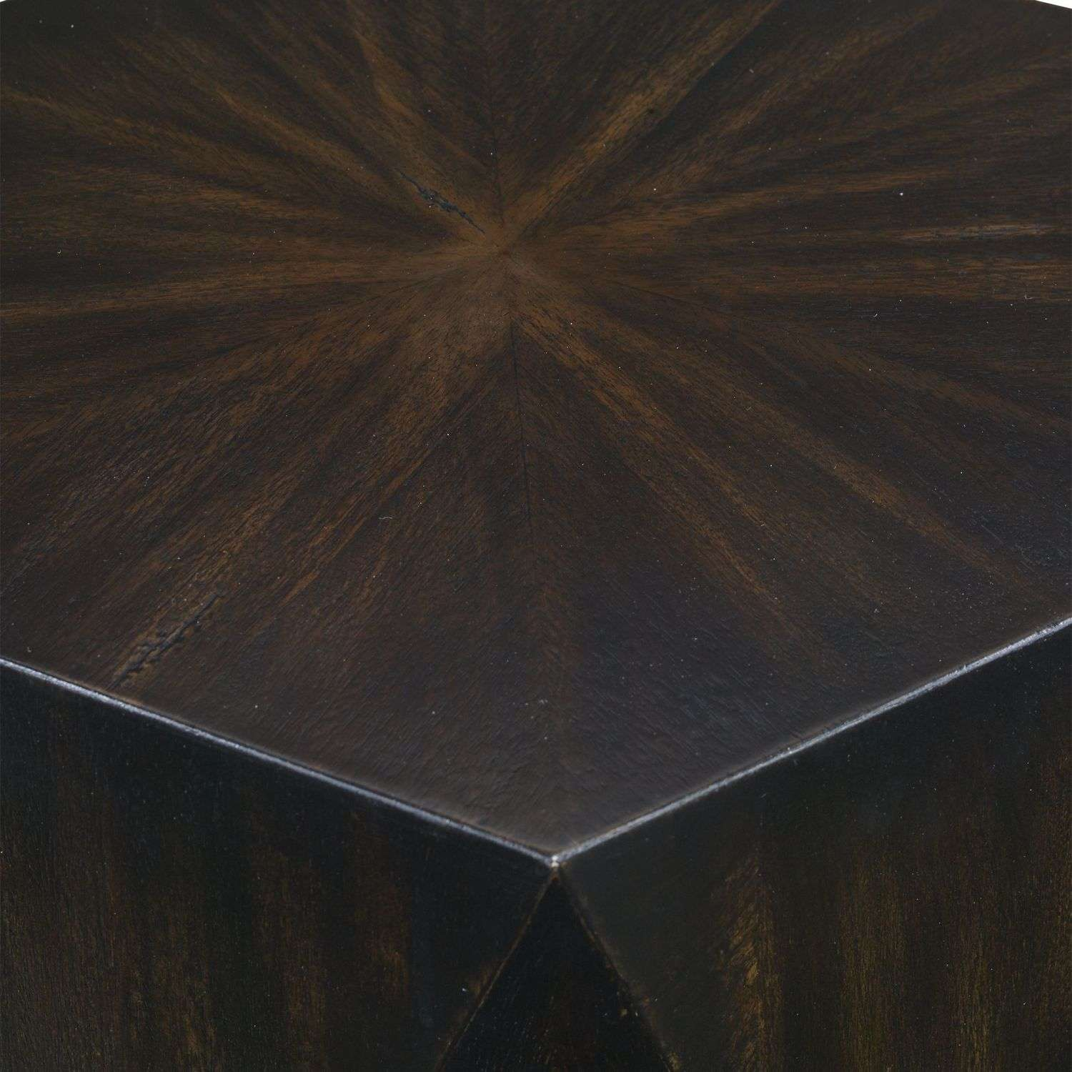 Uttermost Volker Small Coffee Table - Black