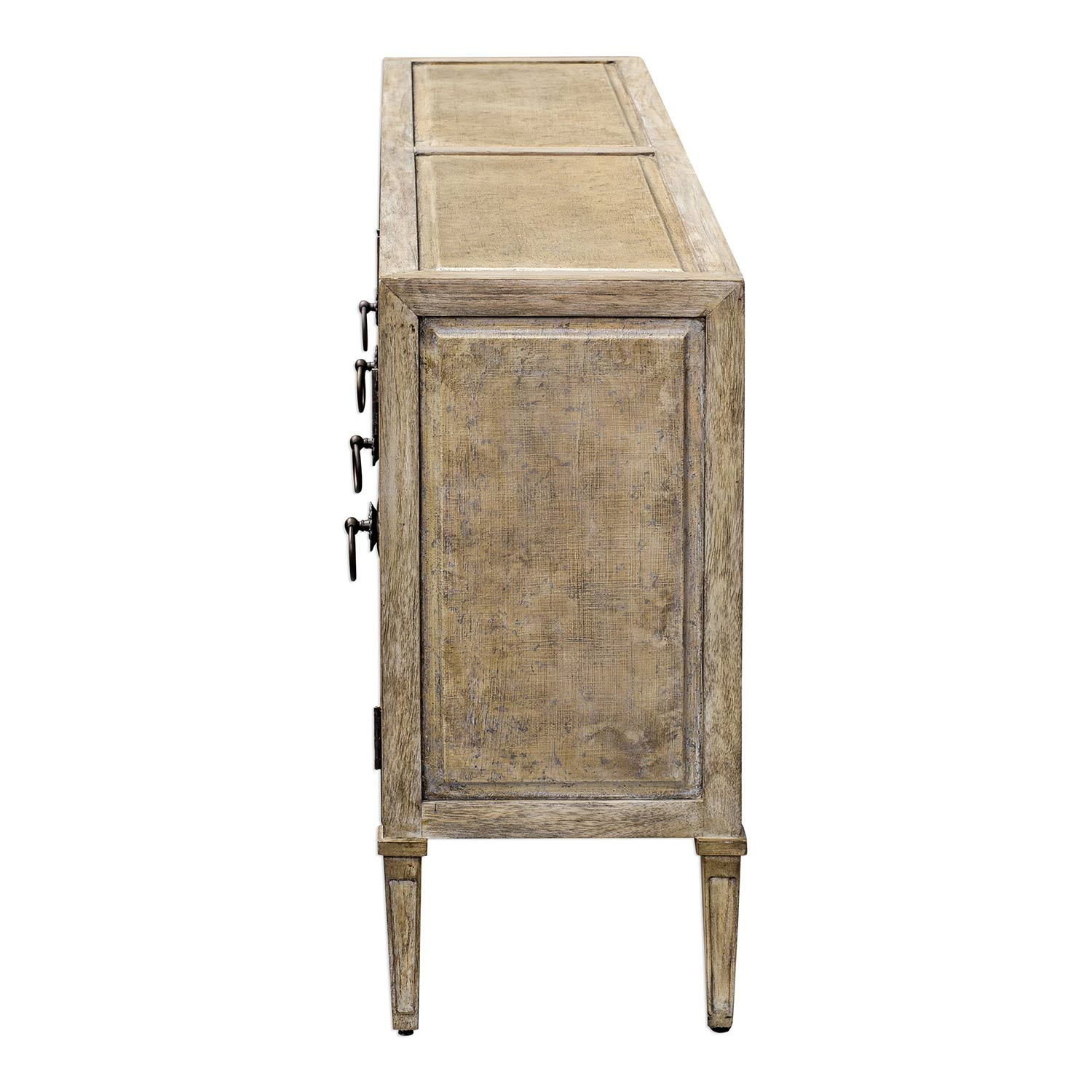 Uttermost Thina Console Cabinet - Champagne