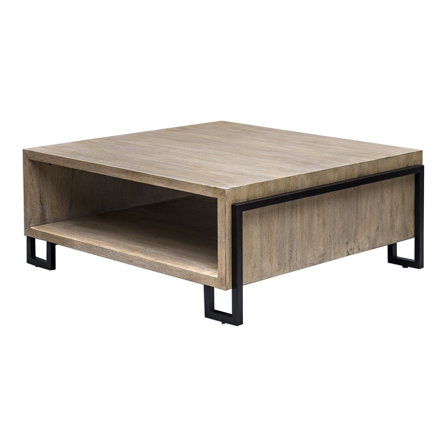 Uttermost Kailor Modern Coffee Table