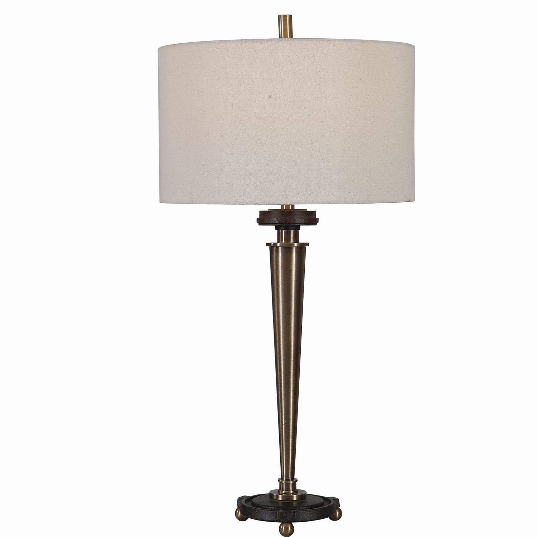 Uttermost Osten Table Lamp - Brass