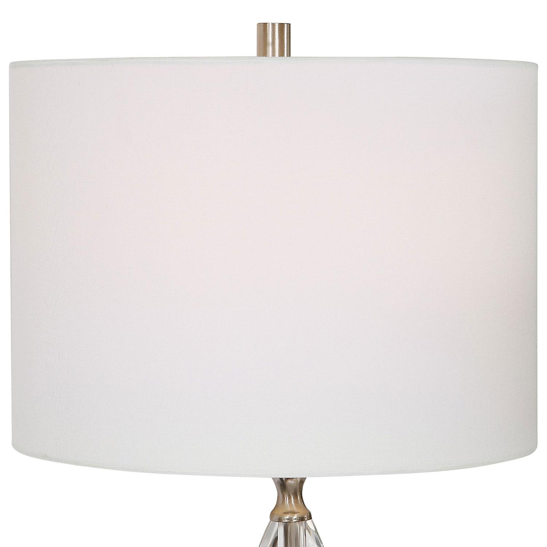 Uttermost Cavalieri Table Lamp - Dark Bronze