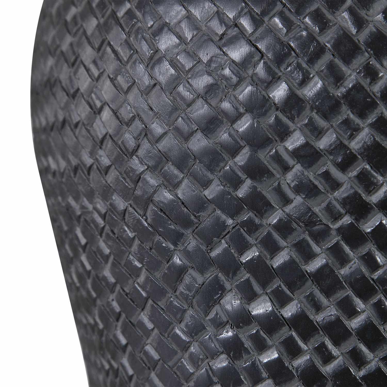 Uttermost Akello Table Lamp - Weave Texture