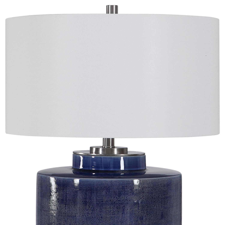 Uttermost Monterey Table Lamp - Blue