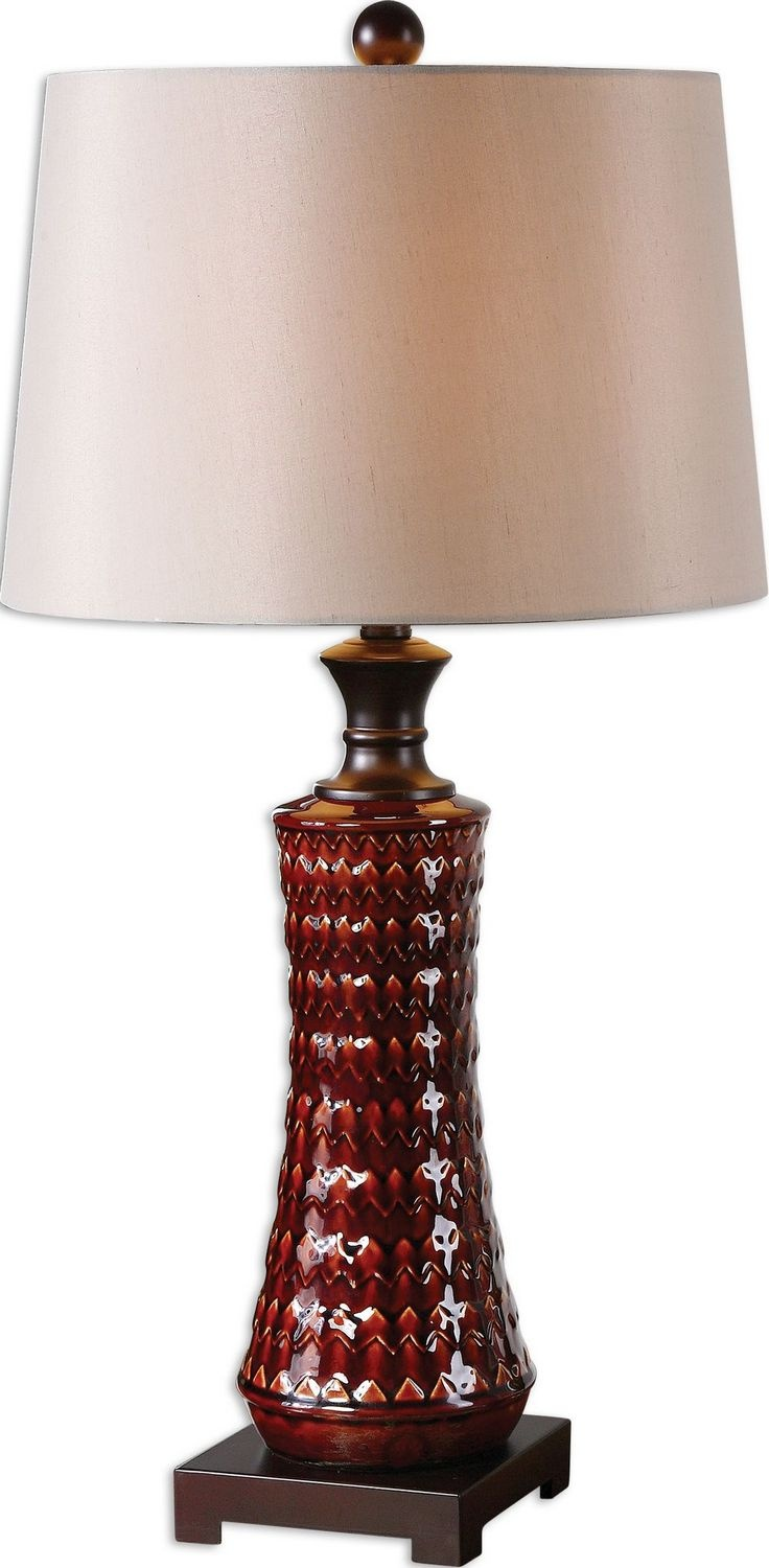 Uttermost Cassian Table Lamp - Set of 2
