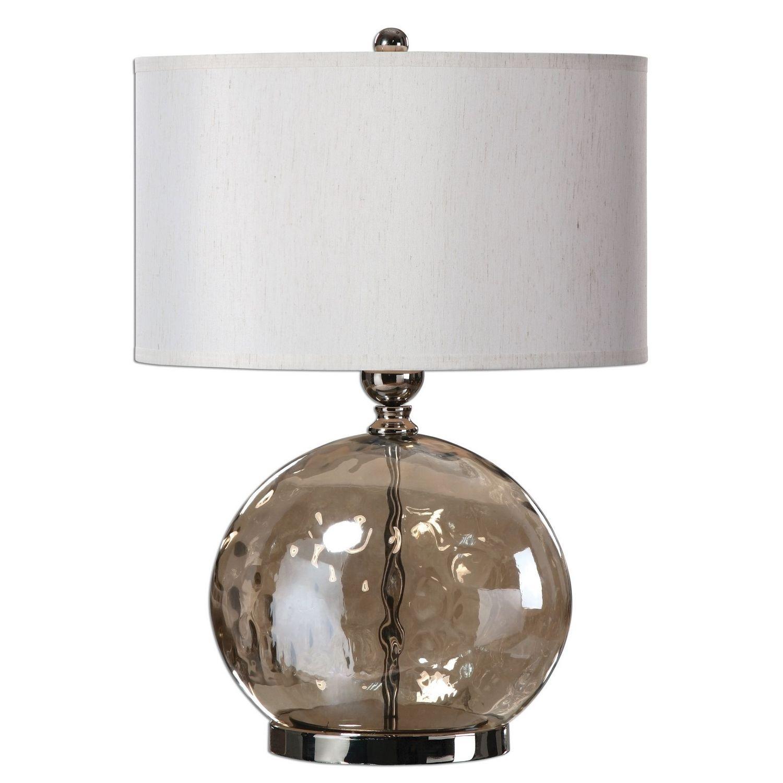Uttermost Piadena Water Glass Lamp