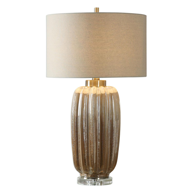 Uttermost Gistova Table Lamp - Gold