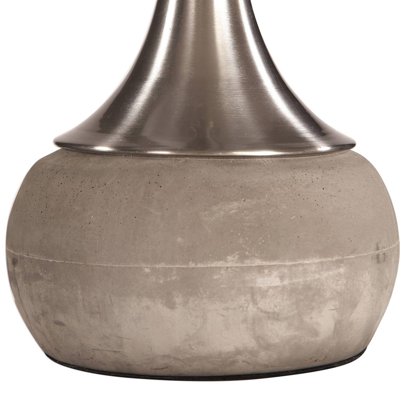 Uttermost Niah Lamp - Brushed Nickel