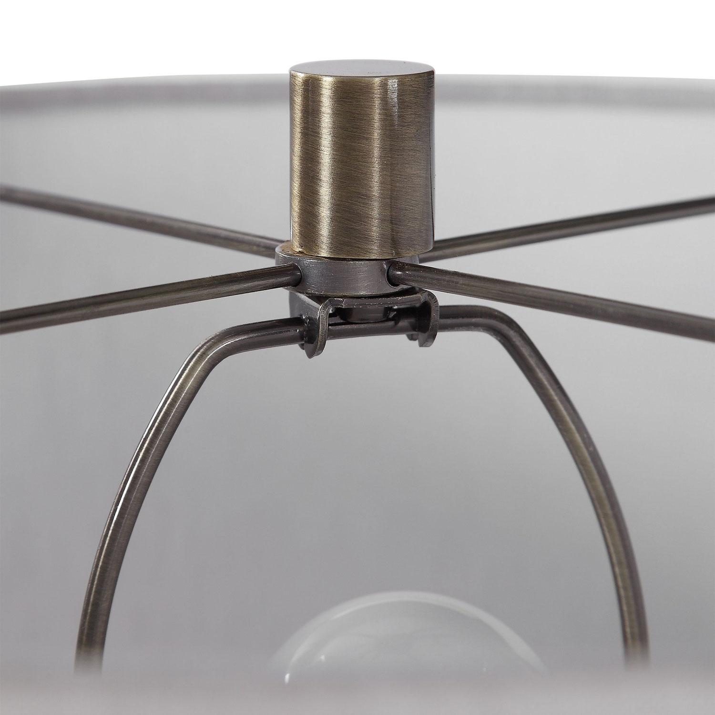Uttermost Nealon Modern Floor Lamp
