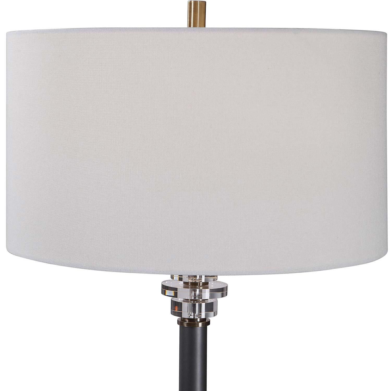 Uttermost Magen Modern Floor Lamp