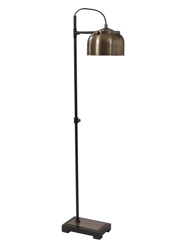 Uttermost Bessemer Industrial Floor Lamp