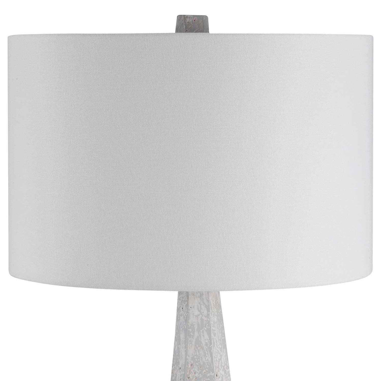 Uttermost Apollo Concrete Table Lamp