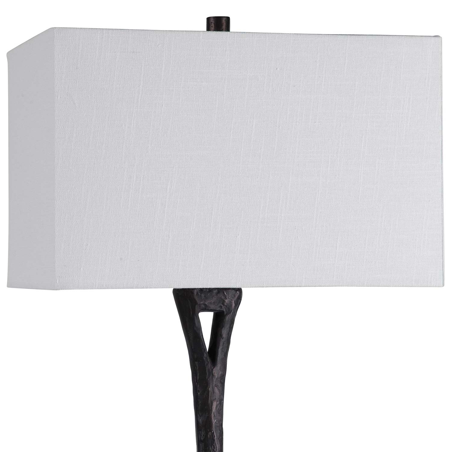 Uttermost Darbie Iron Table Lamp