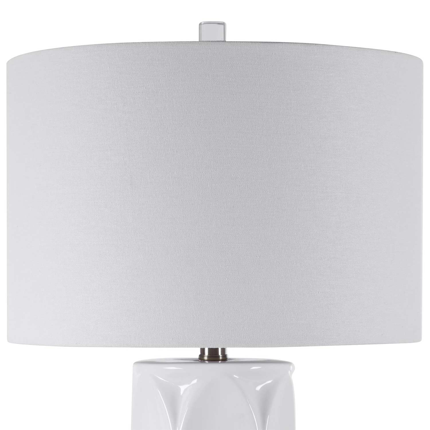 Uttermost Sinclair Table Lamp - White