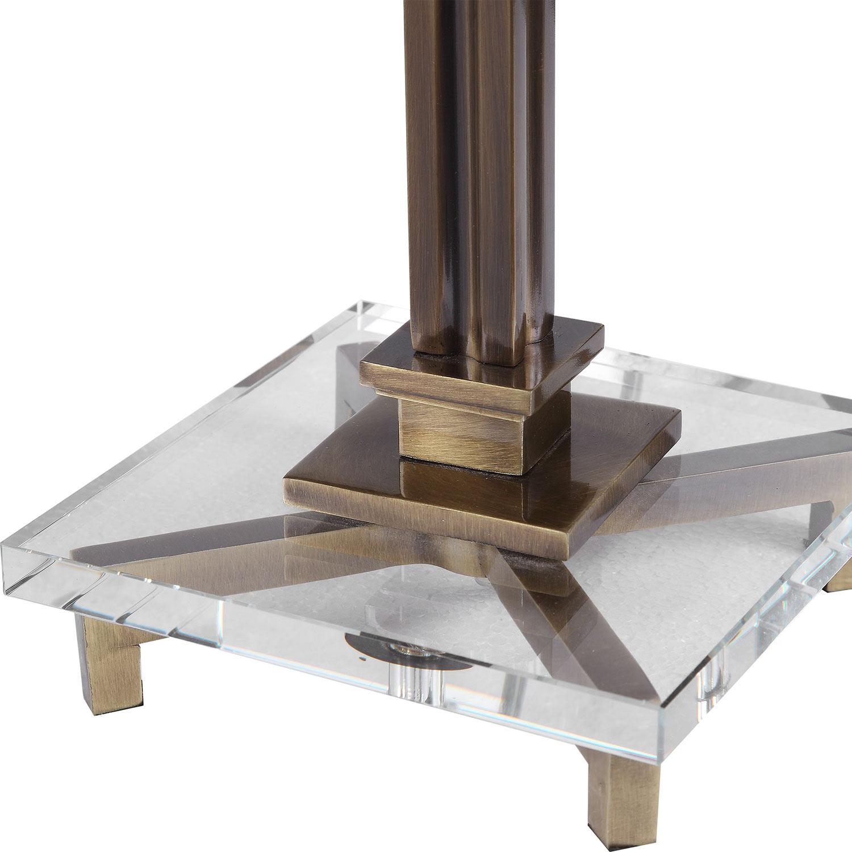Uttermost Phillips Table Lamp - Brass