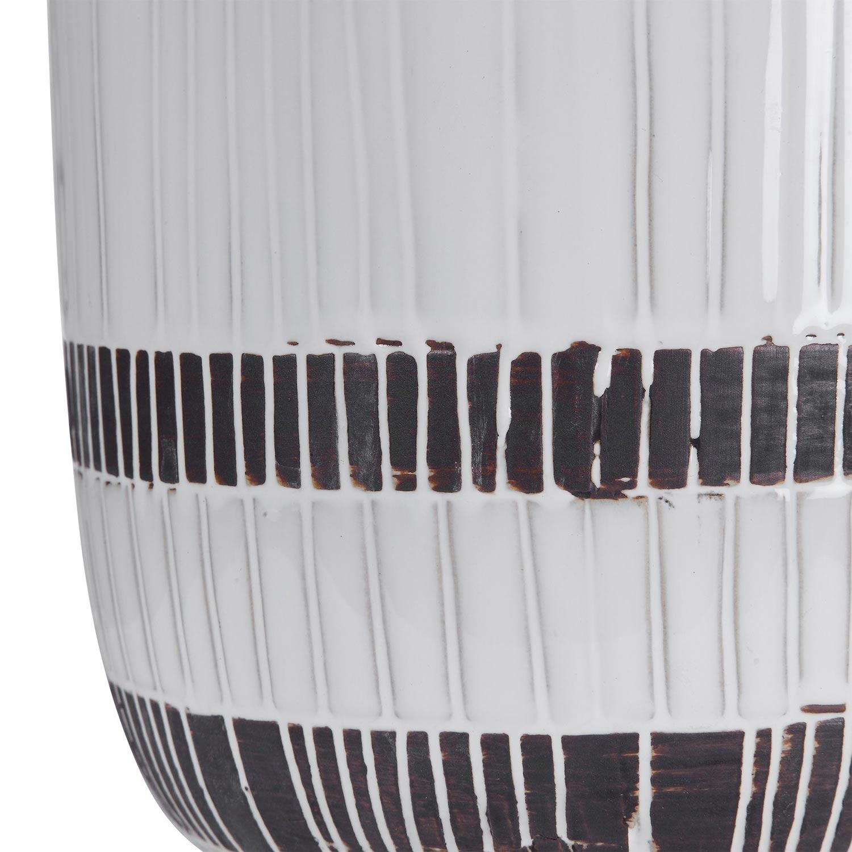 Uttermost Granger Striped Table Lamp