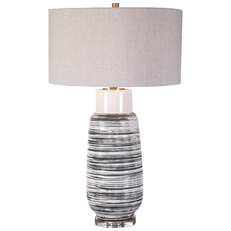 Uttermost Magellan Table Lamp - Ivory