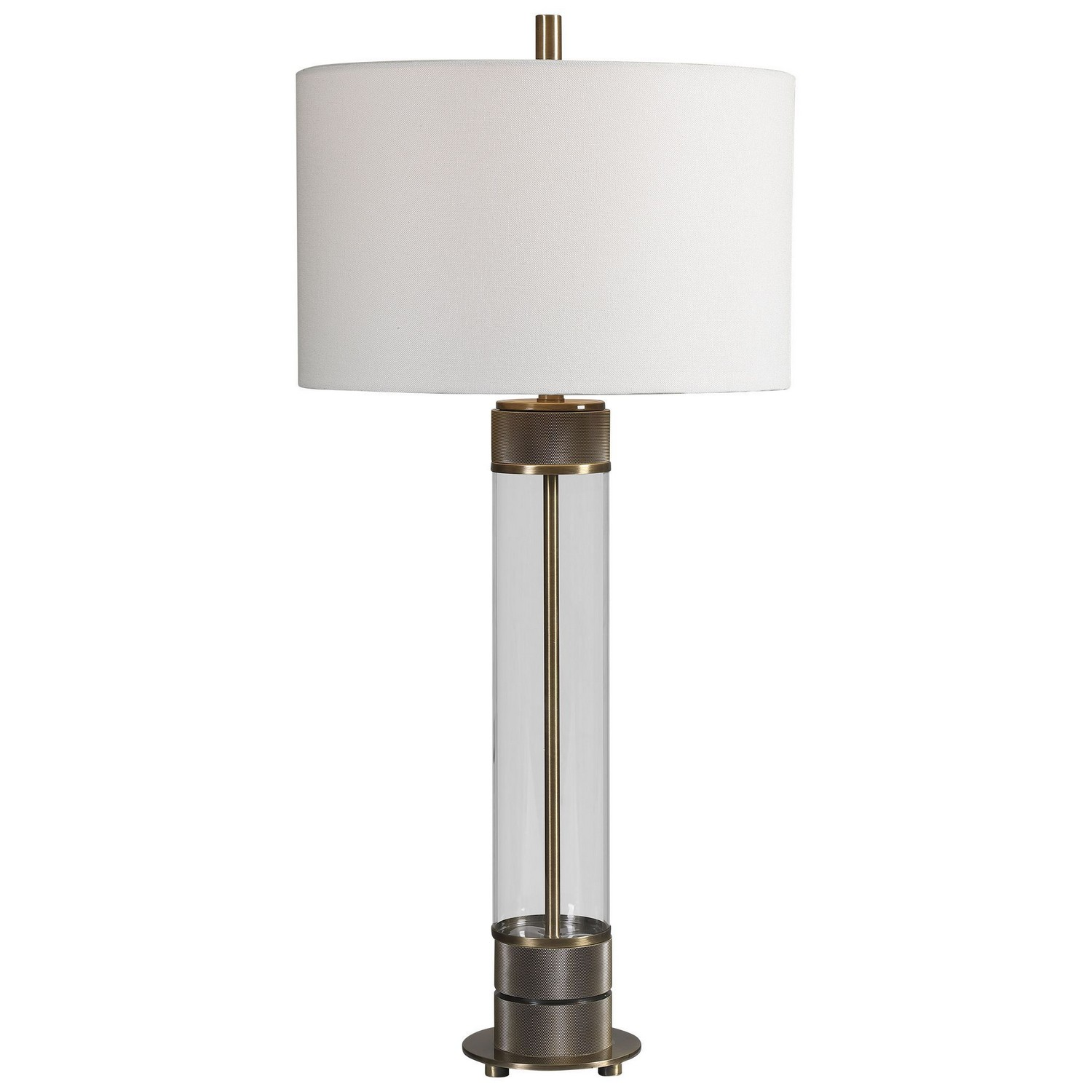 Uttermost Anmer Industrial Table Lamp