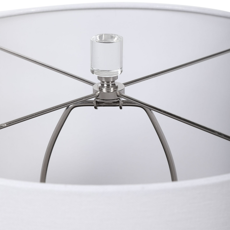 Uttermost Calia Table Lamp - White
