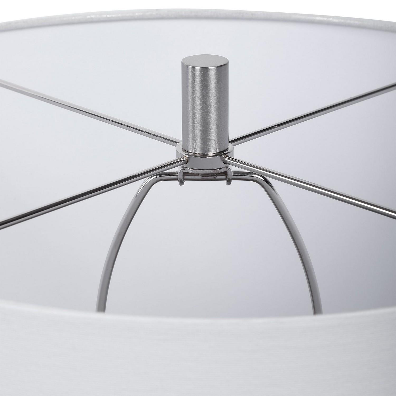 Uttermost Marimo Table Lamp - Deep Teal