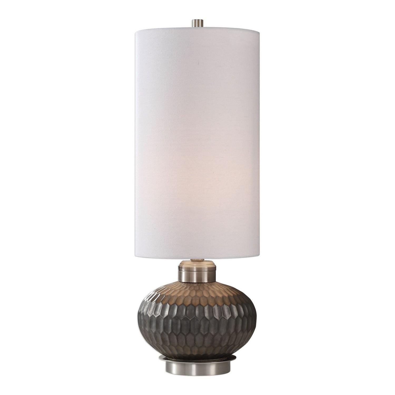 Uttermost Bresca Lamp - Rust Black