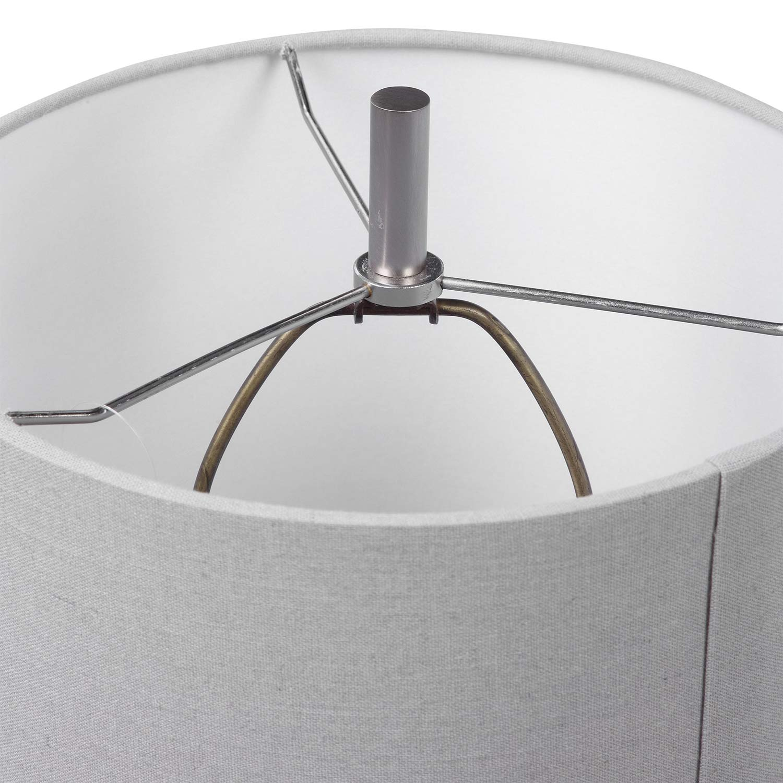 Uttermost Lucerne Buffet Lamp - White