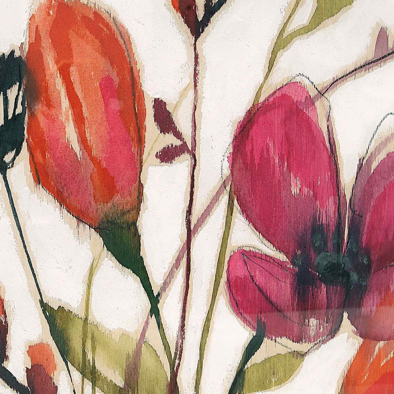 Uttermost Vivid Arrangement Floral Prints - Set of 2