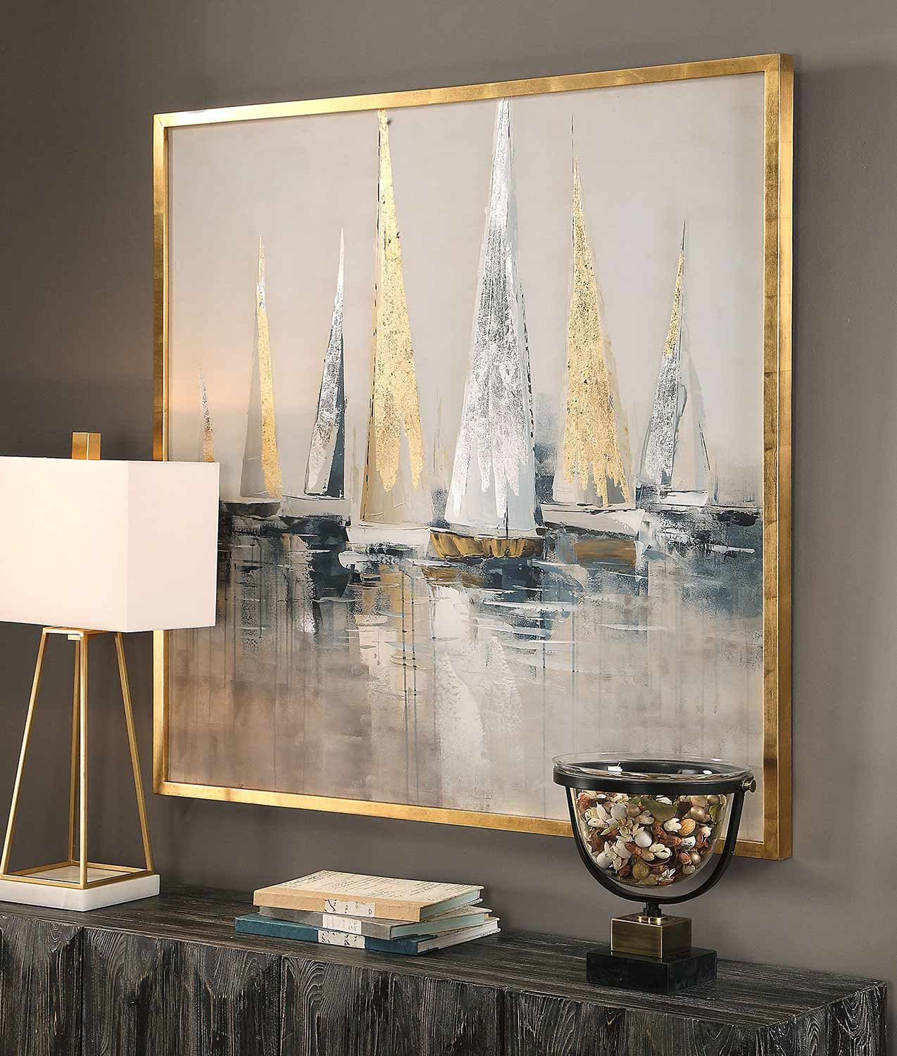 Uttermost Regatta Nautical Art