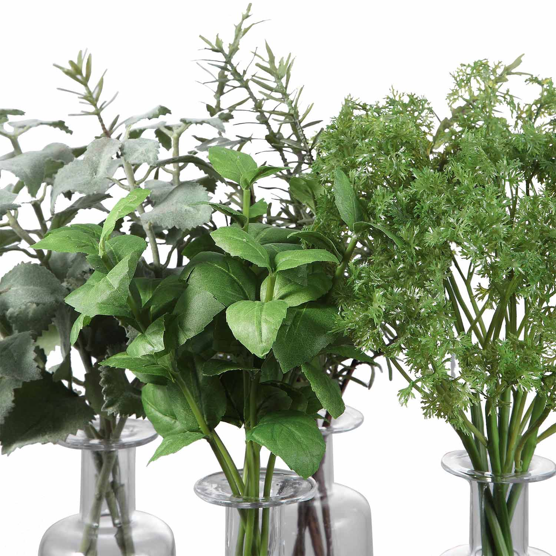 Uttermost Ceci Kitchen Herbs - Set of 4