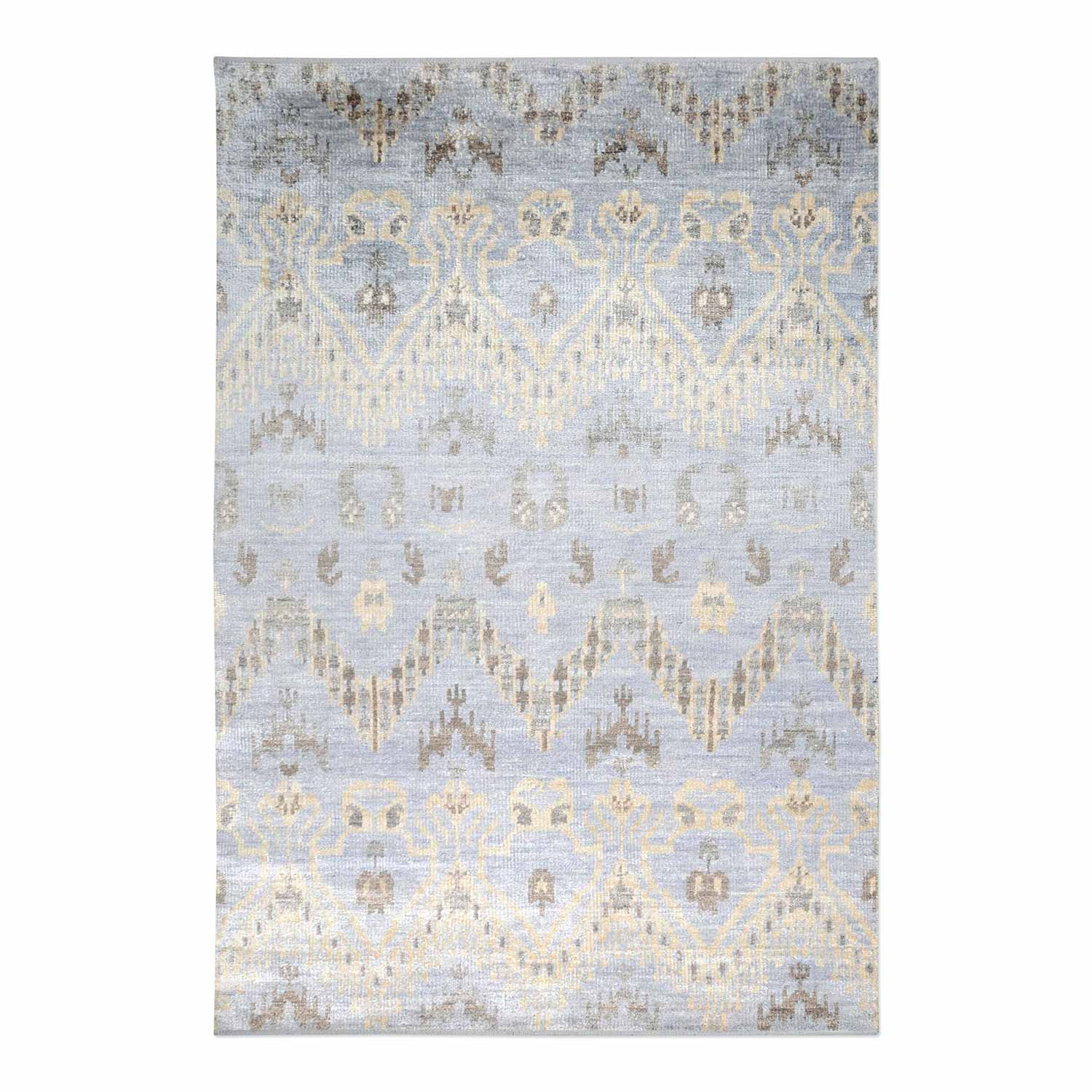 Uttermost Madeira Pale 8 x 10 Rug - Blue
